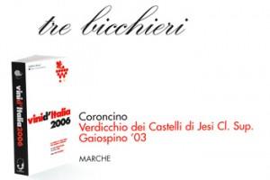 """Gaiospino 2003: """"3 bicchieri"""" 2006"""