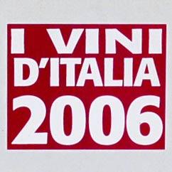 Logo 'I Vini d'Italia 2006'