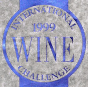 International Wine Challenge 1999
